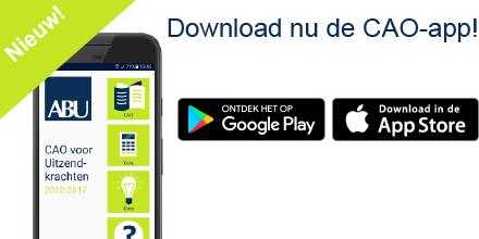 App CAO voor Uitzendkrachten (ABU)